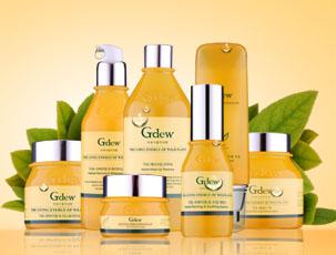 GDEW进口化妆品品牌策划