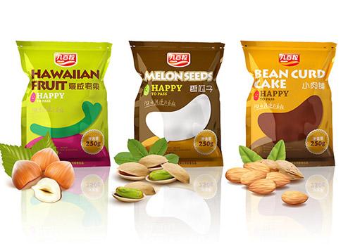 几百粒食品品牌策划与品牌设计