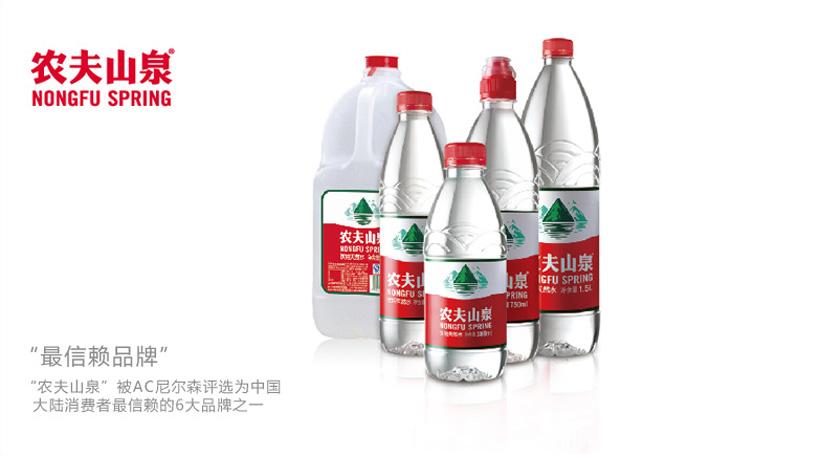 农夫山泉品牌营销策略_【美御品牌营销策划】