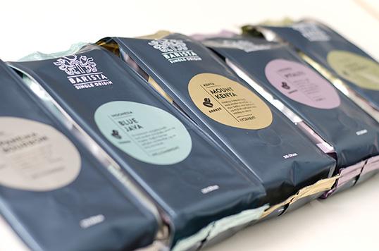 咖啡包装设计_时尚咖啡包装设计欣赏