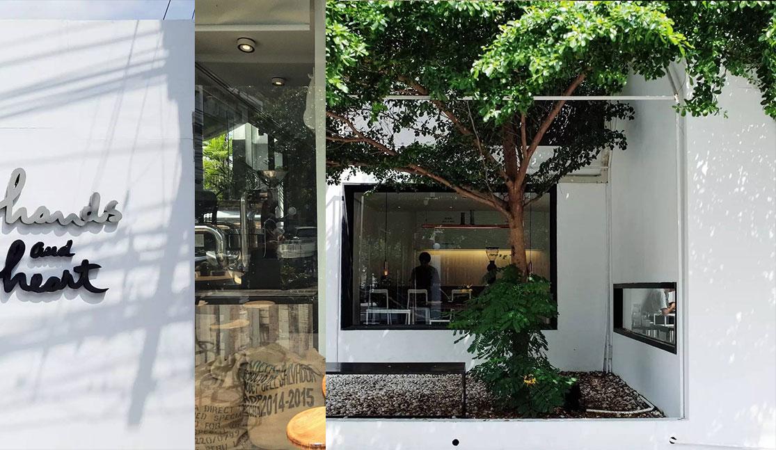 极简风咖啡店品牌设计欣赏