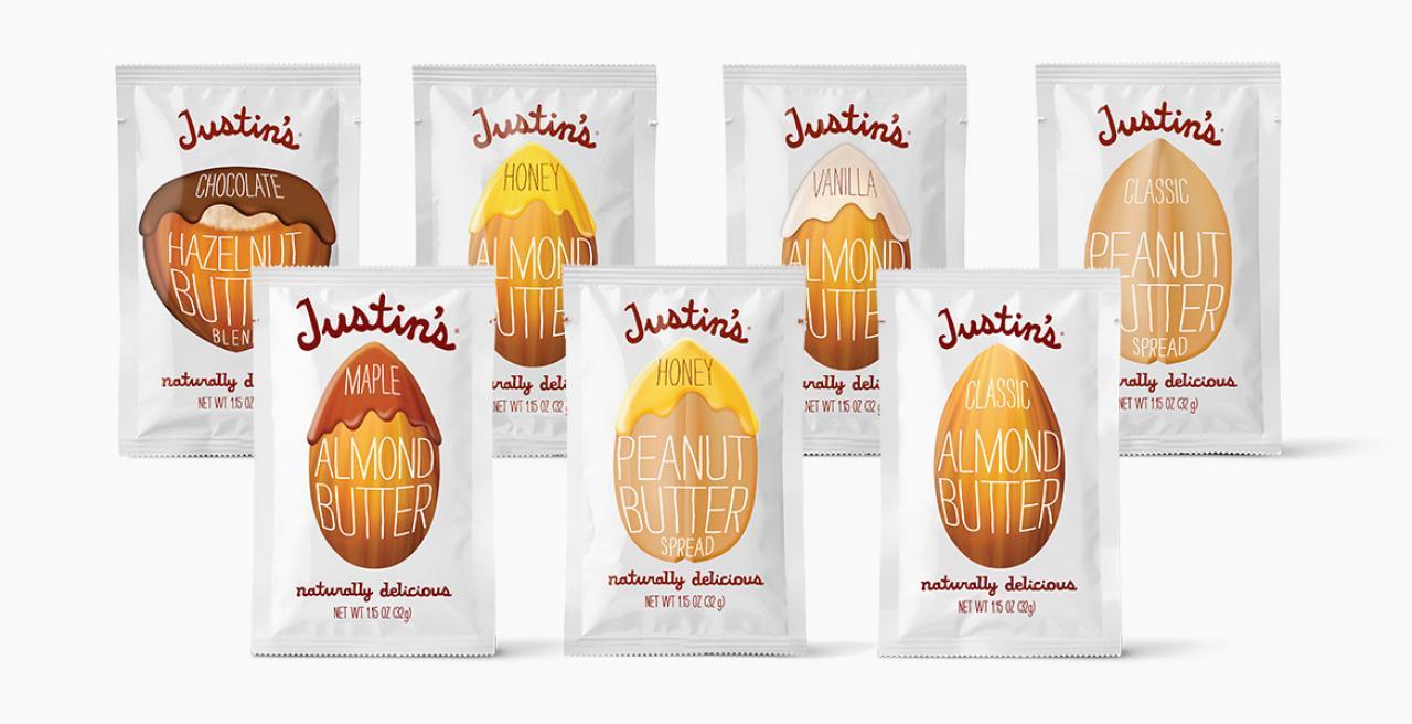 国外坚果包装设计_进口坚果包装设计_美式坚果包装设计风格
