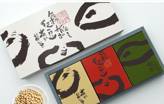 有机大豆的包装设计_礼盒包装设计_包装设计公司