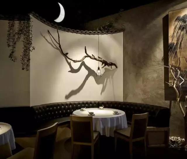 浓浓中国风的餐厅设计欣赏_餐厅设计公司