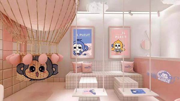 亲子餐厅品牌设计_儿童餐厅设计