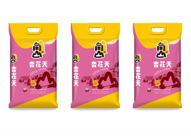 农业品牌包装设计-大米包装设计