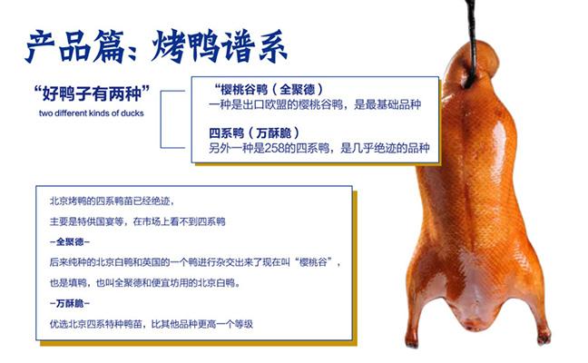产品篇烤鸭谱系