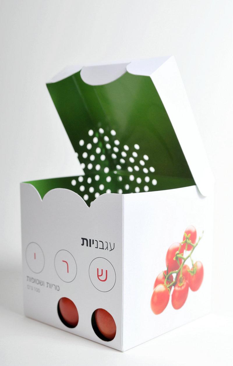 以色列优秀包装设计欣赏|包装设计|农产品包装设计
