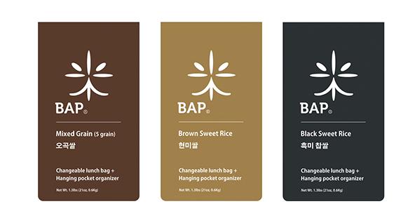 韓國谷物品牌包裝設計|大米包裝設計|大米包裝袋設計