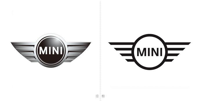 宝马集团|品牌重塑|mini品牌重塑|logo设计