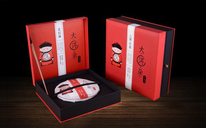 上海美御-普洱茶包装设计