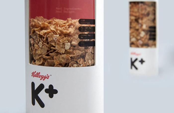 燕麦包装设计欣赏