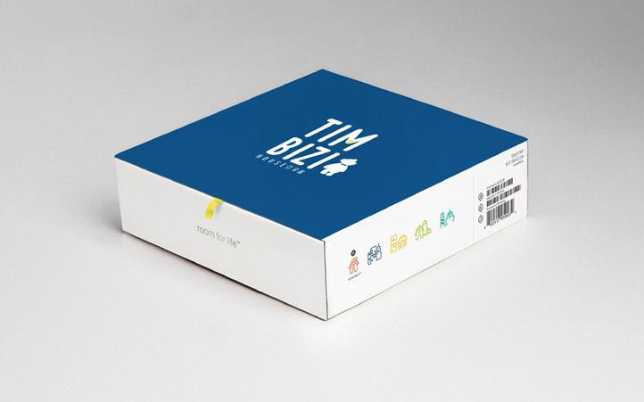汀贝兹TIMBIZ欧宝体育APP下载VI设计