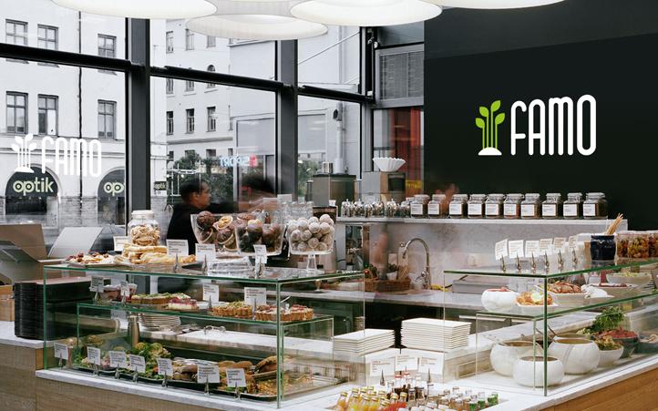 素食餐厅logo设计|餐饮品牌设计|标志设计|商标设计