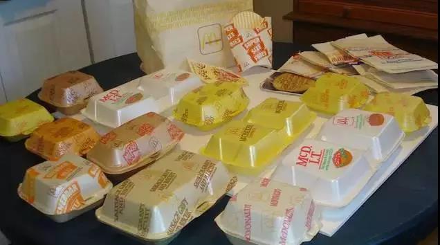 麦当劳50年的包装设计更新之路