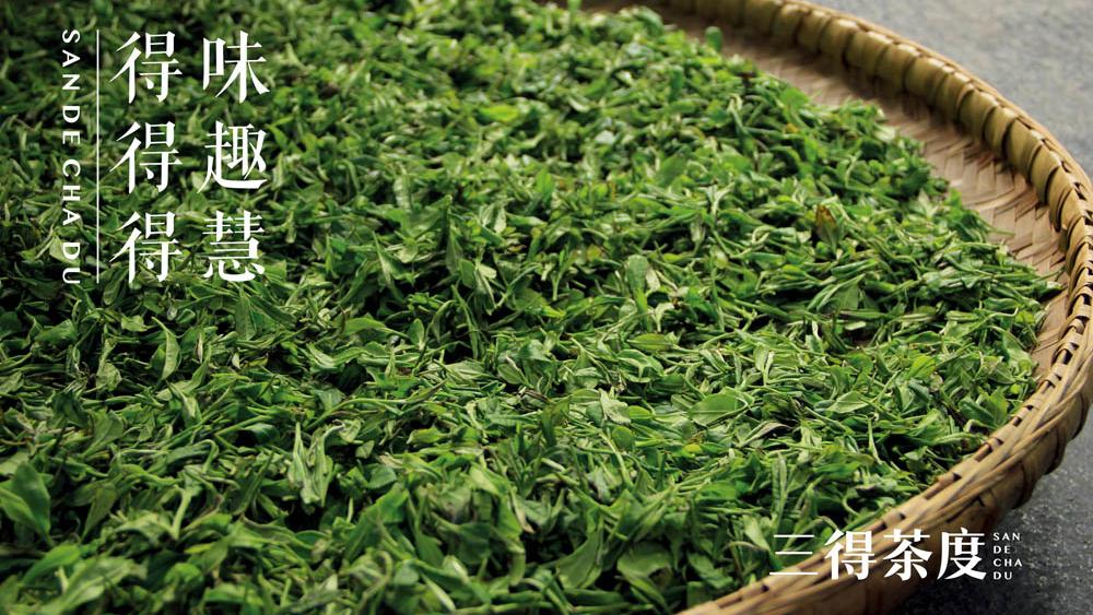 三得茶度品牌设计,茶馆品牌设计,上海品牌策划公司