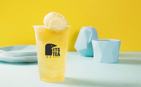 ITS TEA 奶茶品牌全案策划案例