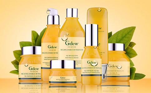 韩国GDEW化妆品品牌全案策划