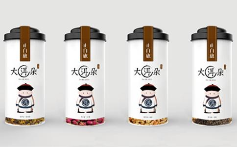 云南大洱朵茶叶品牌全案策划案例