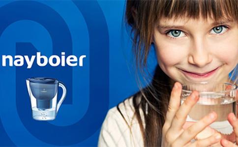 宁波奈博尔净水设备品牌全案设计