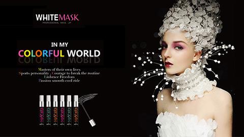 WHITEMASK彩妆品牌设计