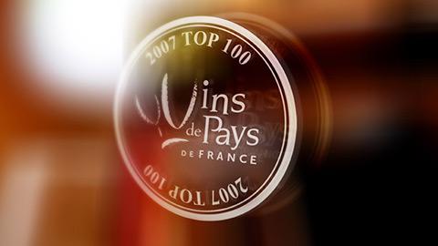 法国餐酒协会设计