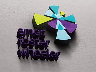 阿美科品牌VI设计,logo设计
