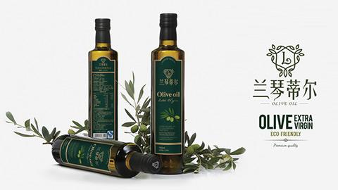 橄榄油包装设计食品包装设计