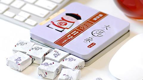 上海包装设计公司,普洱茶包装设计