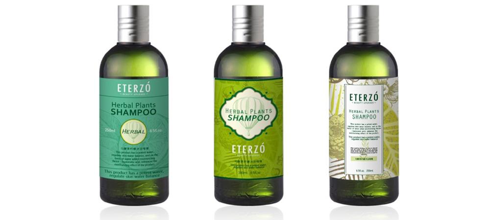 洗发水品牌策划