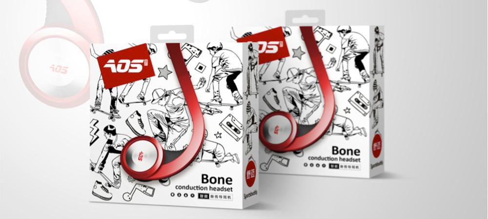 智能耳机包装设计