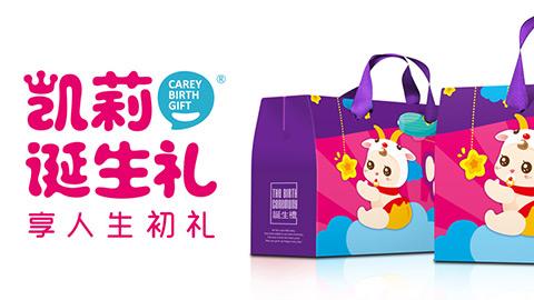 诞生礼品牌设计,上海设计公司