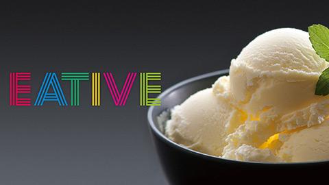 EATIVE创意冰淇淋品牌设计