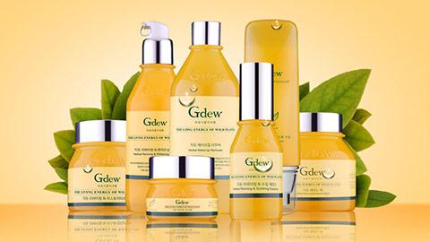 GDEW化妆品 | 品牌全案策划