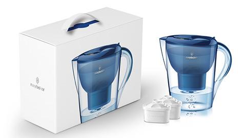 滤水壶产品包装设计