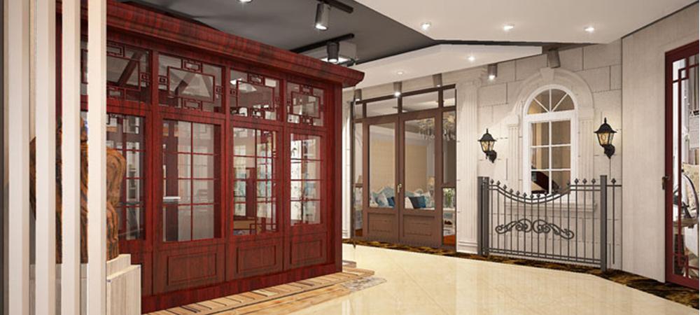 博乐之星品牌展厅及加盟店设计