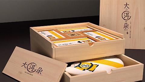大洱朵普洱茶品牌创建