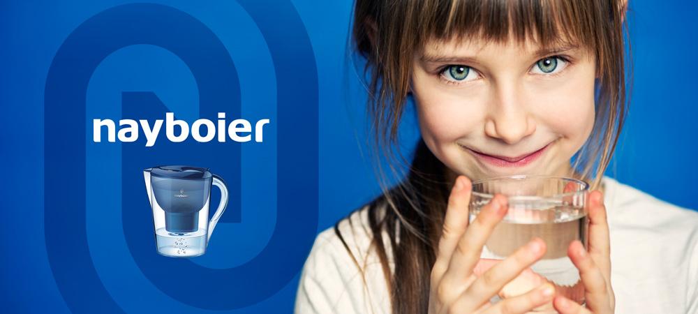 奈博尔滤水壶品牌策划设计