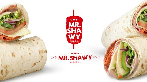 肉卷先生品牌设计
