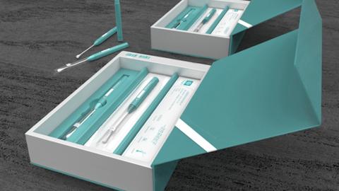 基因检测包装设计公司