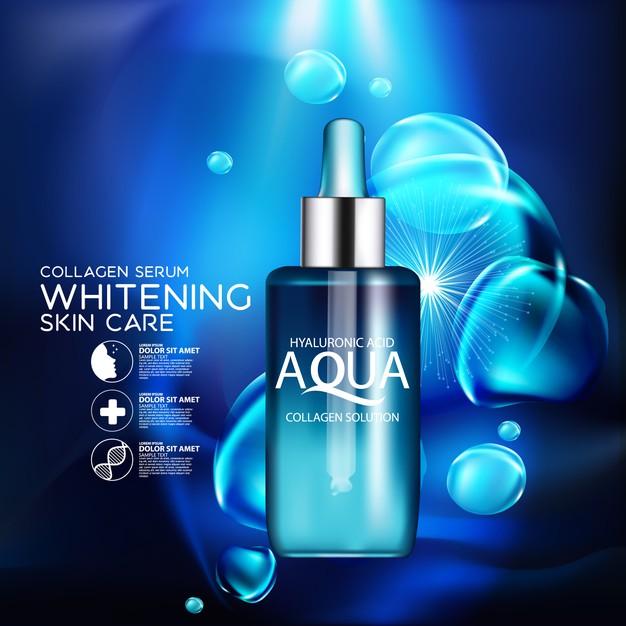 化妆品营销海报设计