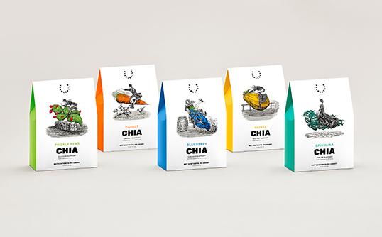 农产品包装设计_农业品牌包装设计
