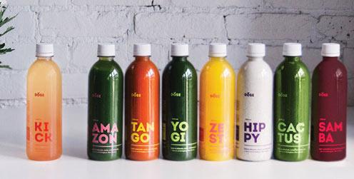 果汁品牌vi设计欣赏