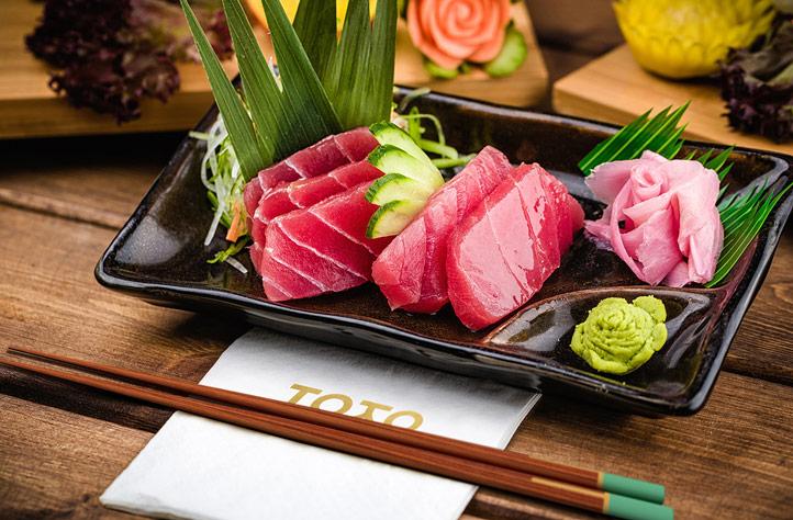 日本一家餐饮品牌VI设计欣赏
