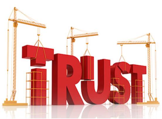 品牌即消费信任