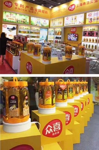 好油换着用营养各不同 食用油品牌策划