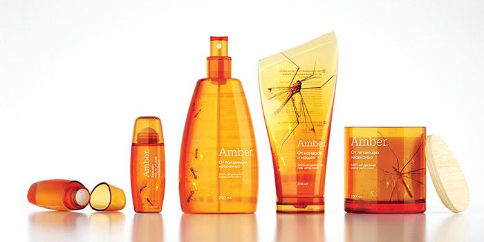 天然驱蚊产品包装设计