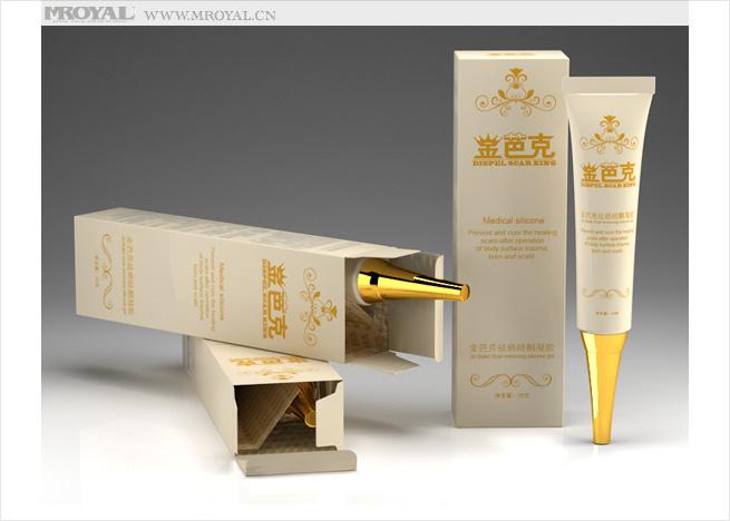 汇博生物公司(金巴克)产品包装设计