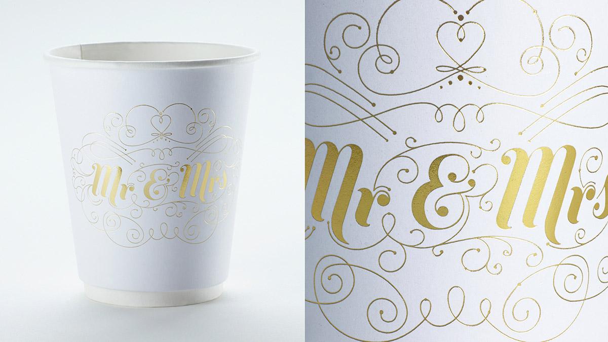 创意纸杯设计欣赏|美御品牌设计