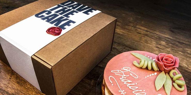 美御 甜点品牌包装形象设计 美御品牌设计